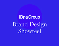 IDna Group - Brand Design Showreel