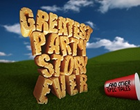 Prop Design-Greatest Party Stories Ever