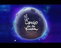 CONEJO EN LA LUNA /Storyboard