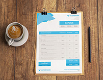 Free Download Invoice Template (PSD)