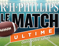 RH Philipps - concours le match ultime