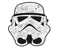 StormTrooper's mask