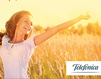 Newsletter | Telefónica - Dia Internacional da Mulher