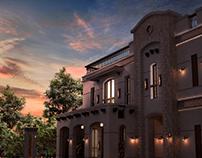 Mr. Dayal Trablus Villa - Elevations Design