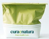"""CuraeNatura"" | Brand Identity"
