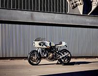 Walt Siegl Ducati Leggero 1000cc