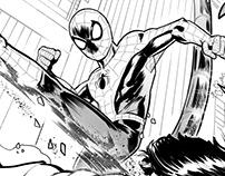 Spider Kick