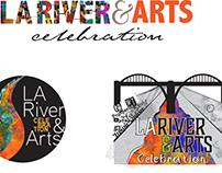 DCO - LA River & Arts Celebration Logo