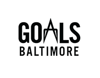 Goals Baltimore, Inc logo concept