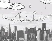 Animals HBO (Character Design)