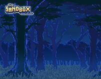 The Sandbox Evolution (Concepts & Backgrounds)