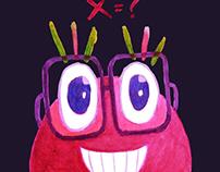 Nerdy candy mathematician