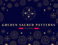 Sacred seamless patterns