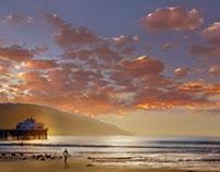 Malibu seascapes