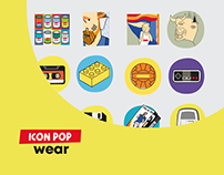 Ux Writing - Icon Pop Wear