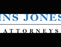 Logo for local attorney
