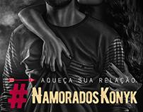 Dia dos Namorados 2016 - KONYK