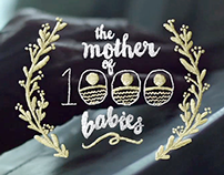 The mother of 1000 babies Johnson's Baby CD