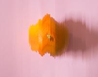 Aerial Fruit - Print Design