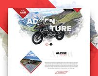 Alpine Moto Tours