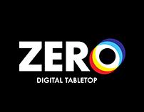 ZERO VFX: Digital Tabletop Reel