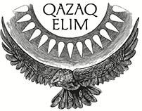 Sweatshirt Qazaq elim