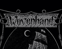 Wovenhand european tour poster