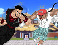 Dragon Ball Paradox /// AKA vs Cassper Nyovest