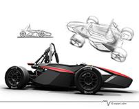 CTU CarTech FS.03 body design