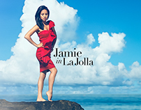 :JAMIE IN LA JOLLA: