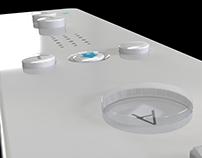 Modelagem Controle Wii Remote