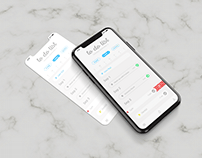 To Do List App UI Design