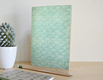 NOTEBOOK COVER PATTERNS