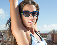 MALENA COSTA FOR VOGUE EYEWEAR