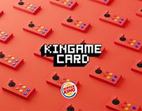 Kingame Card