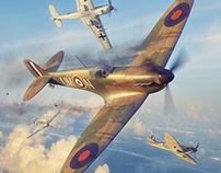 Battle of Britain, Combat Archive Vol.2 - August8th