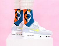 Collectoe. Sock designs