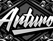 Arturo's Repair Shop Logo