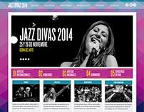 Sistema de identidad Festival de Jazz