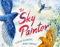 The Sky Painter Book
