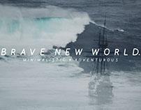 Brave New World | Font