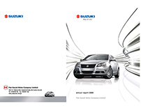 Suzuki Annual Report