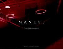 Manege Central Exhibition Hall