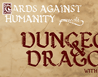Cards Against Humanity - Dungeons & Dragons