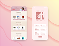 Loyalty Program Email newsletter design