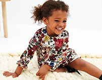 Floral Print for Zara Baby!