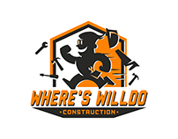 Where's Willdo Logo Design