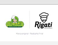 Rediseño Rigati