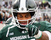 Pregame Sights | Michigan State vs. Purdue | Oct. 27