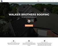 Walker Brothers Roofing Website